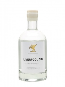 Liverpool Lemongrass and Ginger Gin